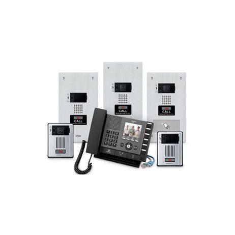 Telephone-Entry-Intercom-System